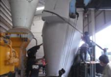 งานเคลื่อนย้ายติดตั้งและ งานเดินท่อ เครื่องจักร (Moving &  installation machine)